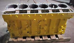 Caterpillar bloc moteur C13 engine block