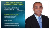 Consultant réglementé en immigration