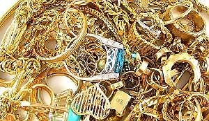 $Cash Paid 4 Your Scrap Gold Jewelry$