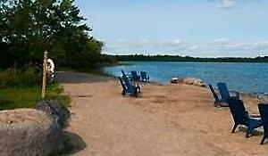 Thinking of Summer? Own a beautiful resort cottage on Rice Lake!