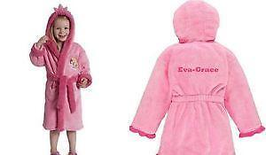 fc52b292c1b32 Personalised Dressing Gown | Robes & Gowns | eBay