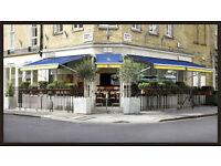Part time possition in Italian restaurant Pimlico