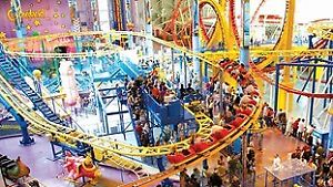wem all day attraction pass - Galaxyland or Waterpark $30