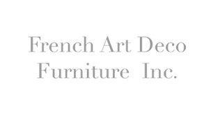 French Art Deco Furniture Inc.