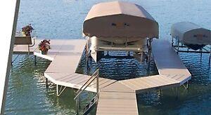 Aluminum Docks & Lifts