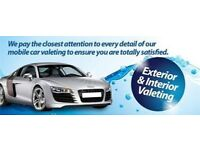 Mobile Car Valeting Service In & Out Clean £10 !!!