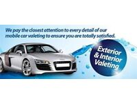 Mobile Car Valeting Service In & Out Wash £10 !!!!