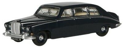 British Daimler Very Dark Blue DS420 Limo OO Oxford Die-cast 76DS003 1:76