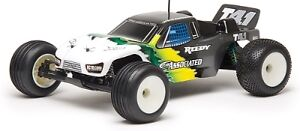 NEW! Associated RC10T4.1 Brushless 2.4GHz Grey/White ASC7037