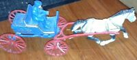 Antique metal toy for display for sale