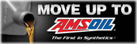 Amsoil synthetic oil, motorcycle, atv, sled, Harley and race....