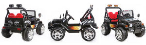 12V Ride on Jeep Wrangler Style - Christmas Special Kitchener / Waterloo Kitchener Area image 2