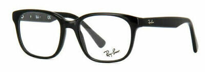 Ray Ban Eyeglasses  RX5340 2000 53mm Optical Glossy Black (Ray Ban Optic)