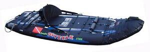 Kayak : Inflatable Sevylor Diveyak Dundowran Fraser Coast Preview