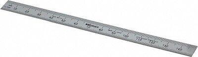 Mitutoyo 150mm Long 0.5 1mm Graduation Flexible Stainless Steel Rule Metri...