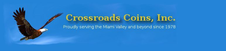 Crossroads Coins, Inc.