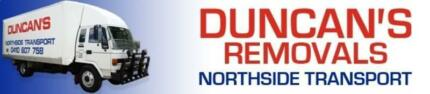 Duncan's Northside Transport  Furniture Removals and Removalists Joondalup Joondalup Area Preview