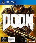 DOOM for PS4 - Mint condition Inglewood Stirling Area Preview