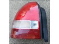 Honda civic 99 facelift rear lights