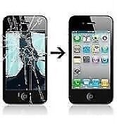 Repair Crack/Broken Iphone 4S/5/5C/5S/6/6+/6s/6s+ LCD (6 Months)