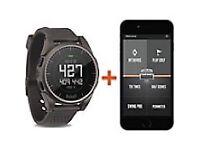 Bushnell Excel GPS golf watch