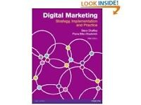 Digital Marketing Strategy, Implementation and Practice - Dave Chaffey & Fiona Ellis-Chadwick
