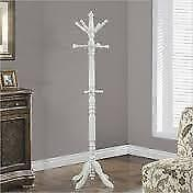NEW ROXTON STYLE COAT RACK DRIFTWOOD COLOUR NEW IN BOX