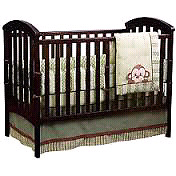 Crib - Mattress not included