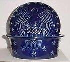 Longaberger proudly American Pottery