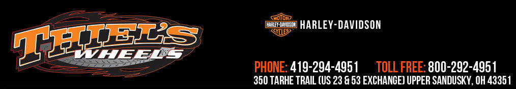 Thiels Wheels Harley Davidson inc