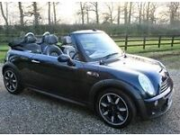 Mini Convertible 1.6 Cooper S Sidewalk