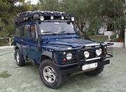 Land Rover Defender 110 LHD
