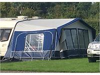 997cm Royal caravan awning