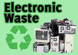 FREE ELECTRONIC WASTE PICKUP MAPLE WOODBRIDGE AREA