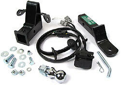 RANGE ROVER SPORT TRAILOR TOW KIT COMPLETE WITH HARNESS