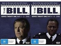 The Bill Complete Series 21 DVD 30 Discs 2005