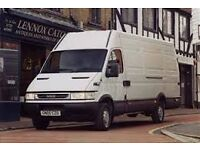 Van & man frm!£15!Single item.house Removal service&clearance delivery and collection.dump your junk