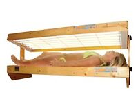 wooden sunbed, very clean and in good condition!!!
