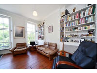 Stunning one bed Apartment part of a beautiful Victorian house in Clapton pond for £1,500p/cm