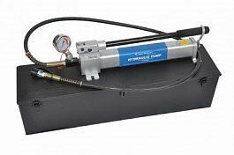 Sykes Picavant Hydraulic Hand Pump with Gauge