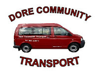 Co-ordinator to take bookings and plan journeys for a small Community Transport charity