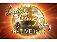 Strictly Come Dancing Live Tour 2017 tickets x2 - Manchester Arena 4th February 2017