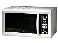 Talking Microwave Oven