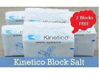 Kinetico Block Salt - 20 Packs - Free Home Delivery