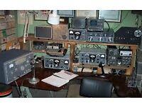 HAM RADIO SCANNERS, RECEIVERS EQUIPMENT WANTED