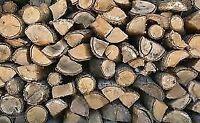 Seasoned Split Firewood- Mixed Hardwood