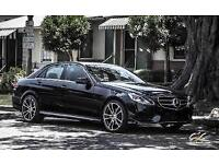 PCO/UBER REGISTERED MERCEDES E-CLASS FOR HIRE