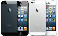 BRAND NEW OR BARELY USED UNLOCKED IPHONE 5 16GB WIND/ MOBILICITY