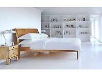 Warren Evans single bed frame