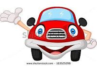 CAN YOU LEND/RENT ME YOUR CAR???